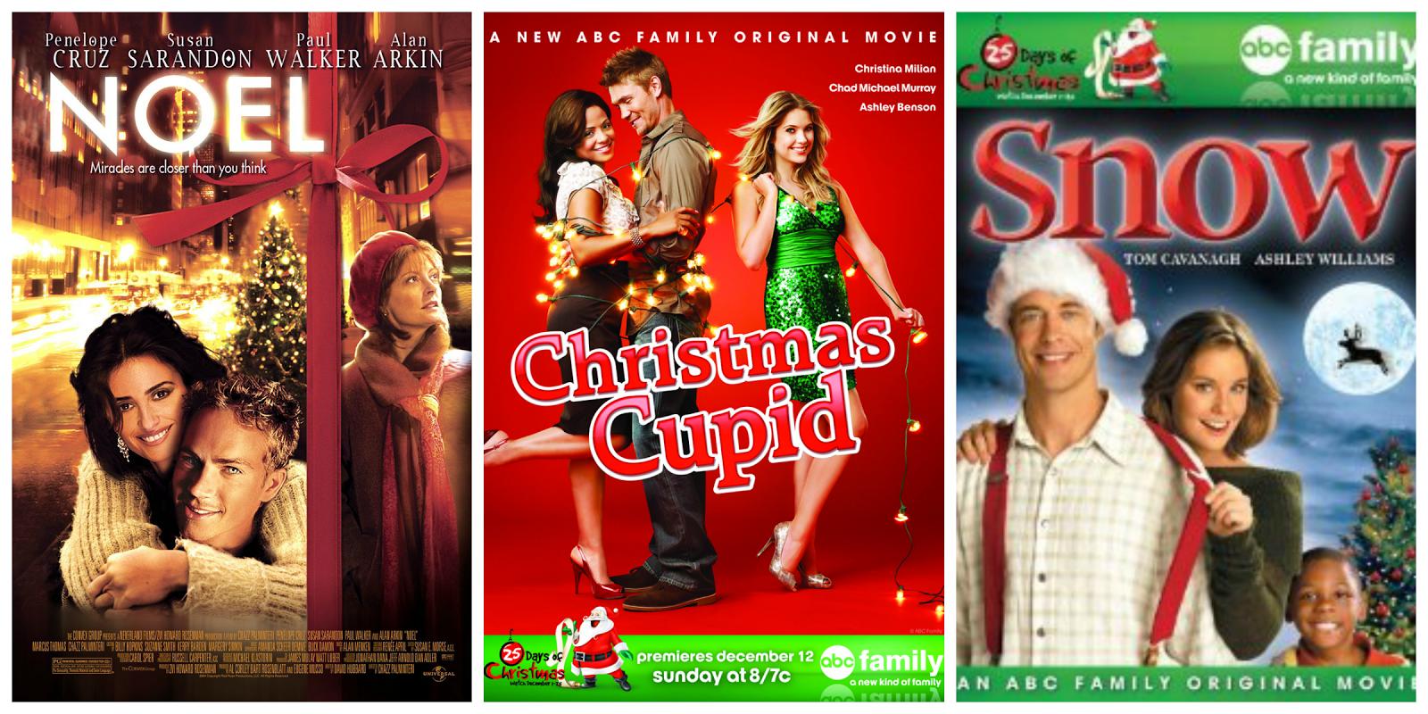 cheesy christmas romance movies on netflix