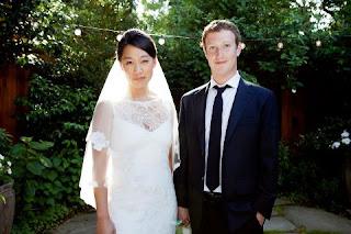 Priscilla Chan Dipersunting Zuckerberg [ www.BlogApaAja.com ]