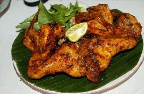 Resep Ayam Panggang Gorontalo