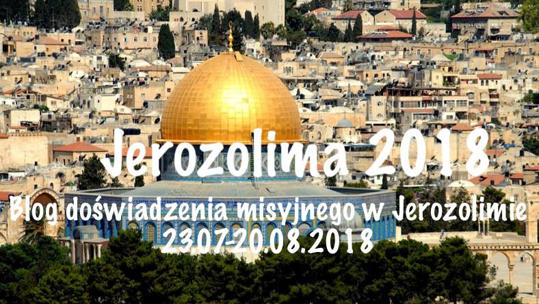 JEROZOLIMA 2018 AKM