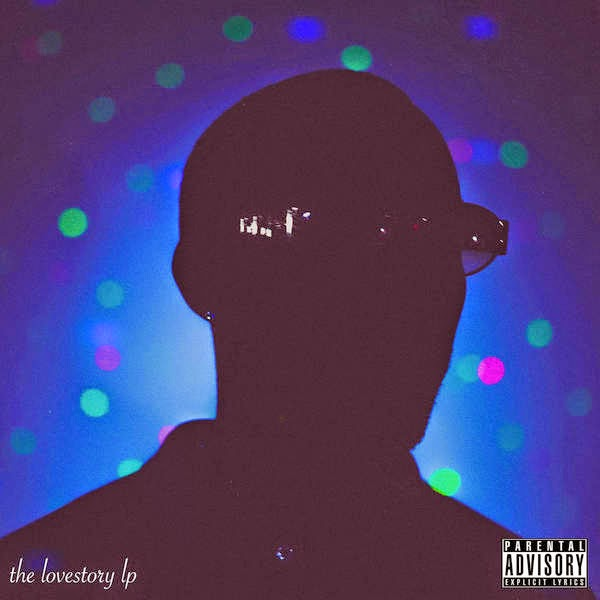 Shawn Chrystopher - The Lovestory LP (Deluxe Edition) Cover