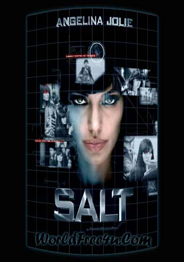 Poster Of Salt (2010) In Hindi English Dual Audio 300MB Compressed Small Size Pc Movie Free Download Only At worldfree4u.com
