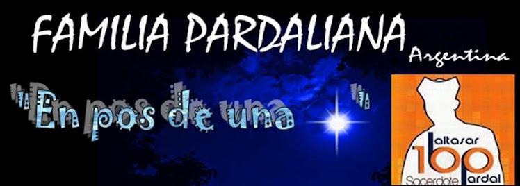 """Familia Pardaliana """"En pos de una Estrella"""""""