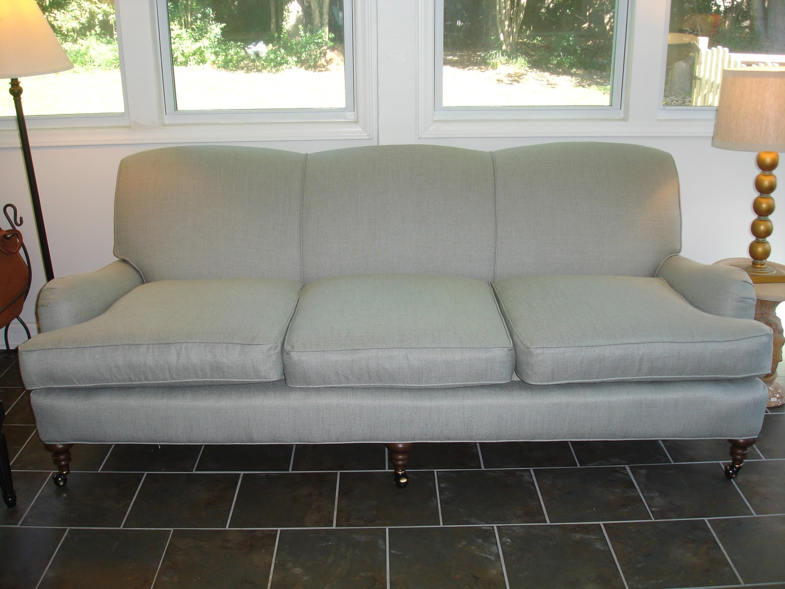 100 lee industries sofas slipcovered bench seat villa vici