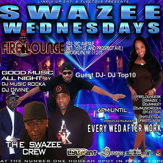 SWAZEE WEDS IN BROOKLYN!