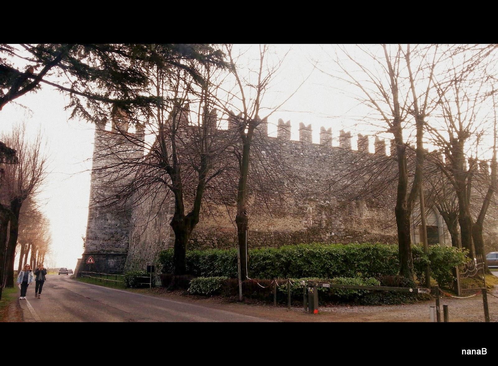 castle lombardy