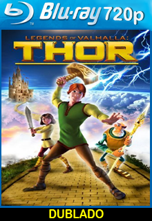 Assistir A Lenda De Valhalla Thor Dublado