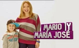 Mario y María José cantan Un Mundo Ideal