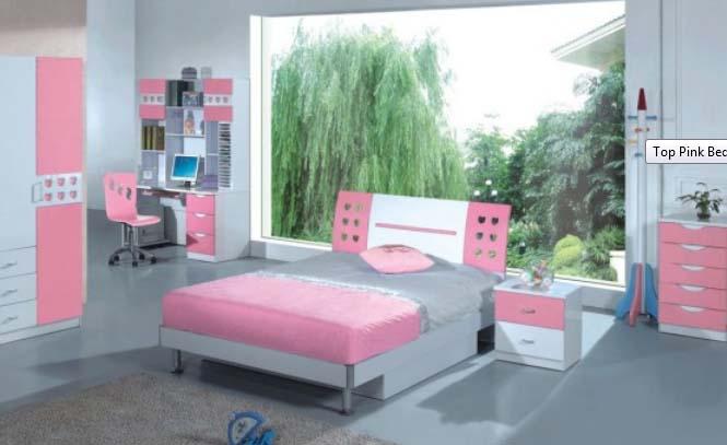 interior design 2014: pink bedroom valentine interior design 2012
