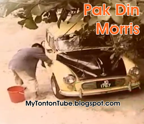 Pak Din Morris (2015) TV1 - Full Telemovie