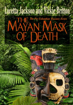 Join Giveaway! THE MAYAN MASK OF DEATH