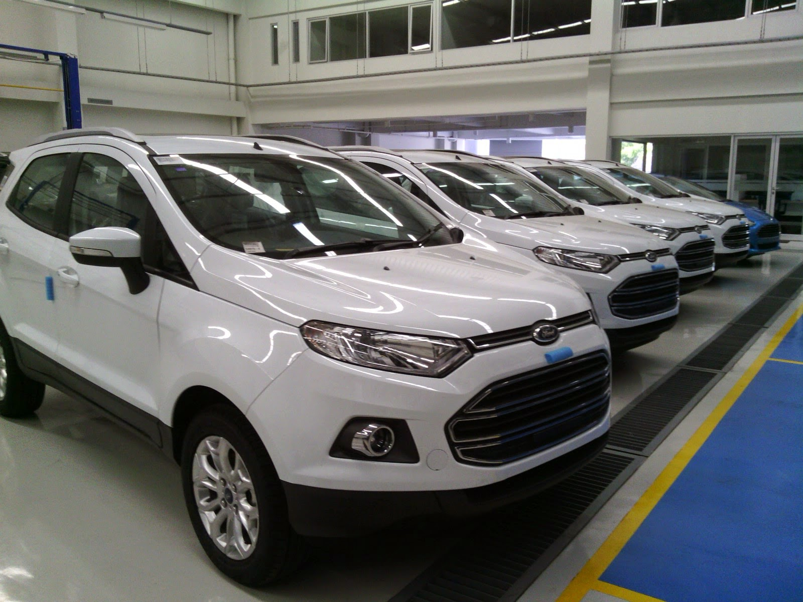 Ford Jogja Andalkan Ford Fiesta Dan New Ecosport