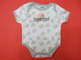 B31-R4 Timberland Rompers