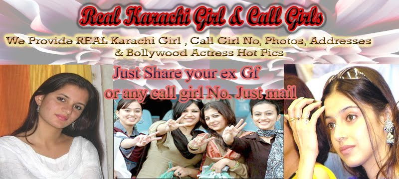 Karachi Girl & Call Girls