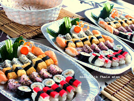 Workshop Sushi's