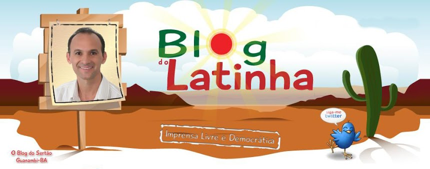 BLOG DO LATINHA