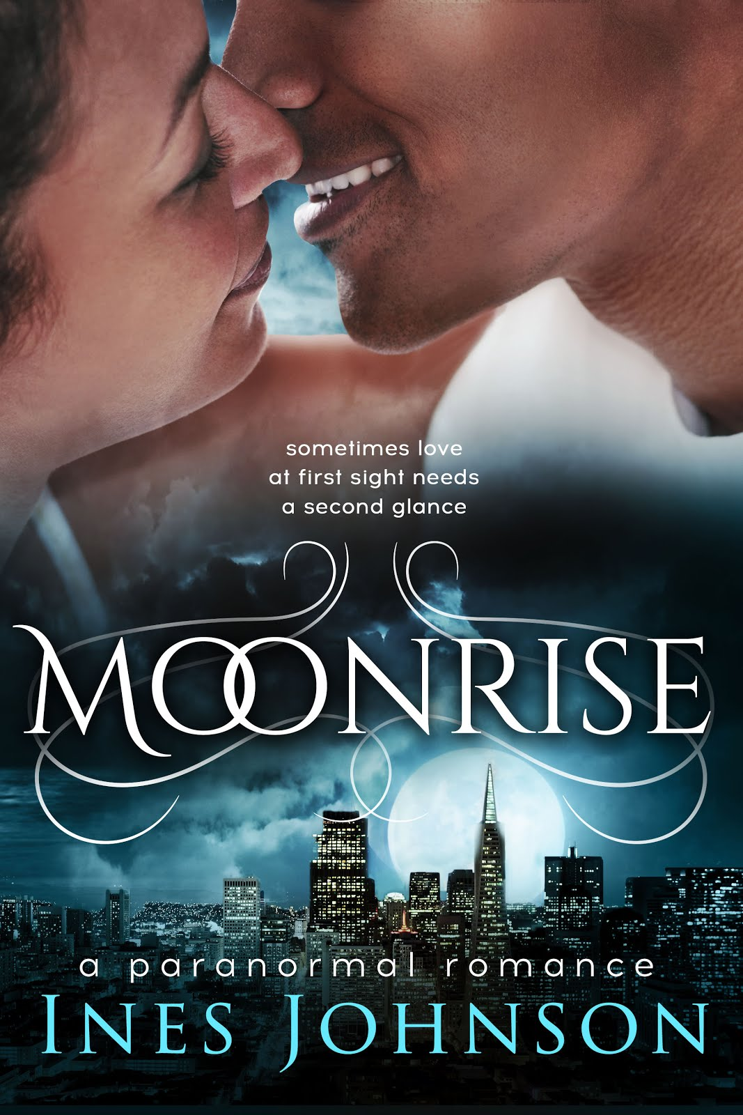 Moonrise by Ines Johnson