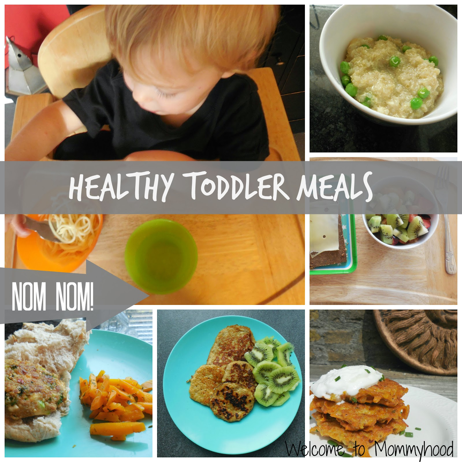 Healthy toddler meals by Welcome to Mommyhood #HealthyToddlerMeals, #Easyhealthymeals