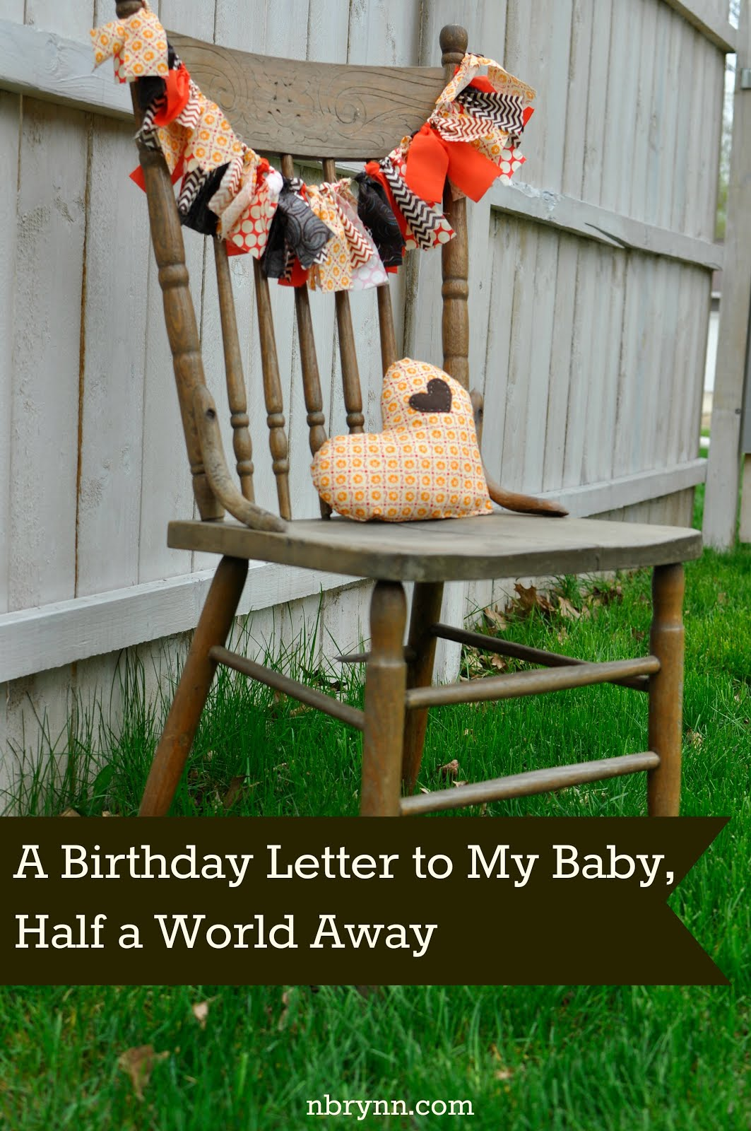 A Family Tradition: Birthday Letters
