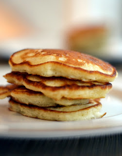 Easy Everyday Pancakes
