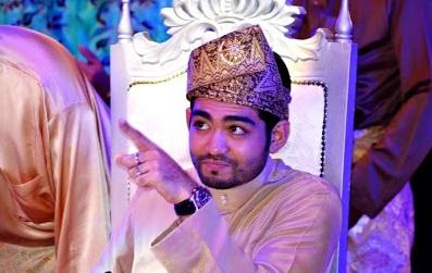 Gambar terbaru pernikahan anak Datuk Khalid dan Hishamuddin