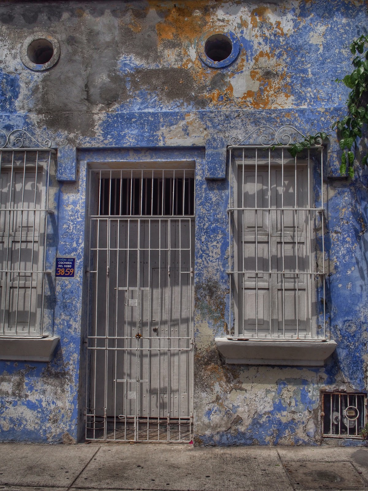 Peeling & Layering, #cartagena #columbia 2014