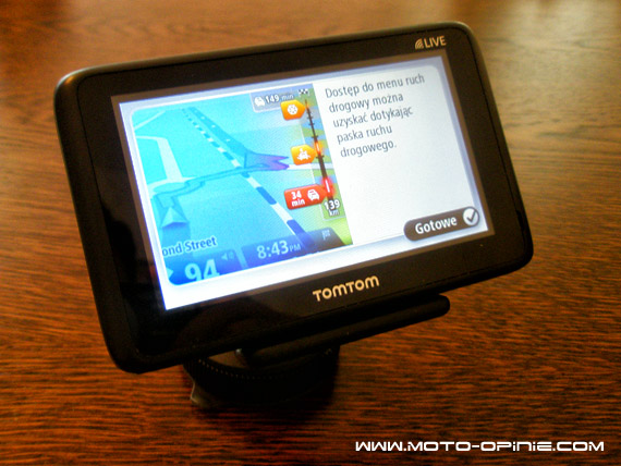 TOMTOM LIVE RDS