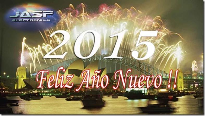 Feliz y Prospero 2015