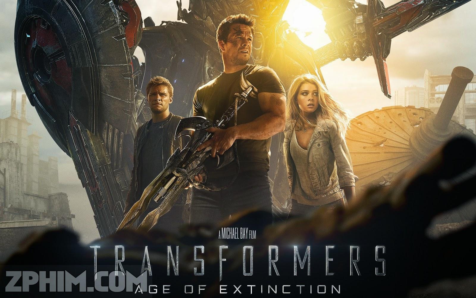 Ảnh trong phim Robot Đại Chiến 4: Kỷ Nguyên Hủy Diệt - Transformers 4: Age of Extinction 1