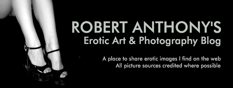 Robert Anthony's Erotic Photography and Art Blog