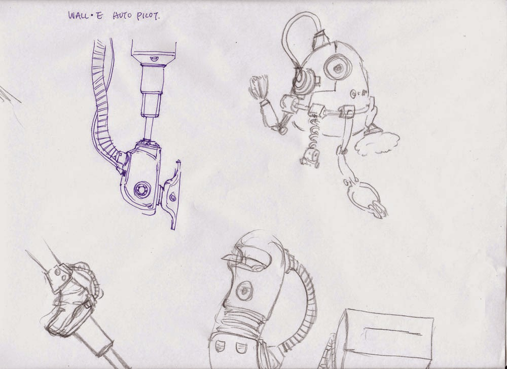 Personal Professional Practice: Art of Wall-E