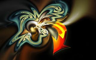 Fractal Illusion HD Wallpaper