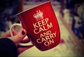 Keep calm and carry on!
