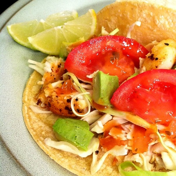 Because of madalene orange roughy fish tacos for White fish tacos