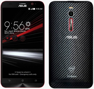 harga HP Asus Zenfone 2 Deluxe Special Edition terbaru
