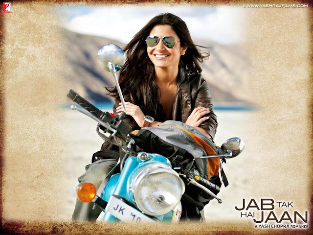 Anushka Sharma in Jab Tak Hain Jaan