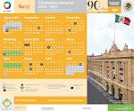 Calendario Oficial 2010-2011