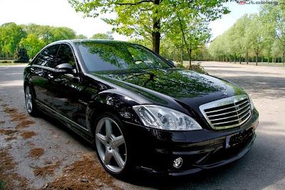 Cho thuê xe cưới Vip Mercedes S65 AMG