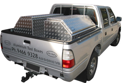 truck storage boxes