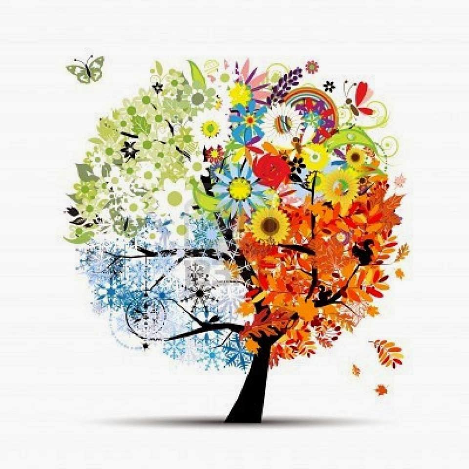 Los árboles de mi vida