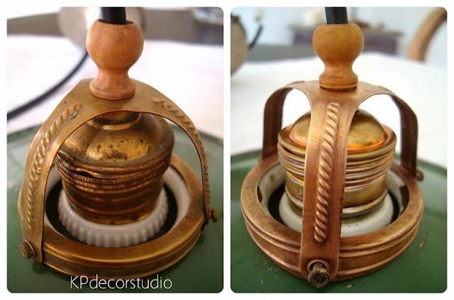 Comprar lámparas vintage de techo portalámparas antiguos