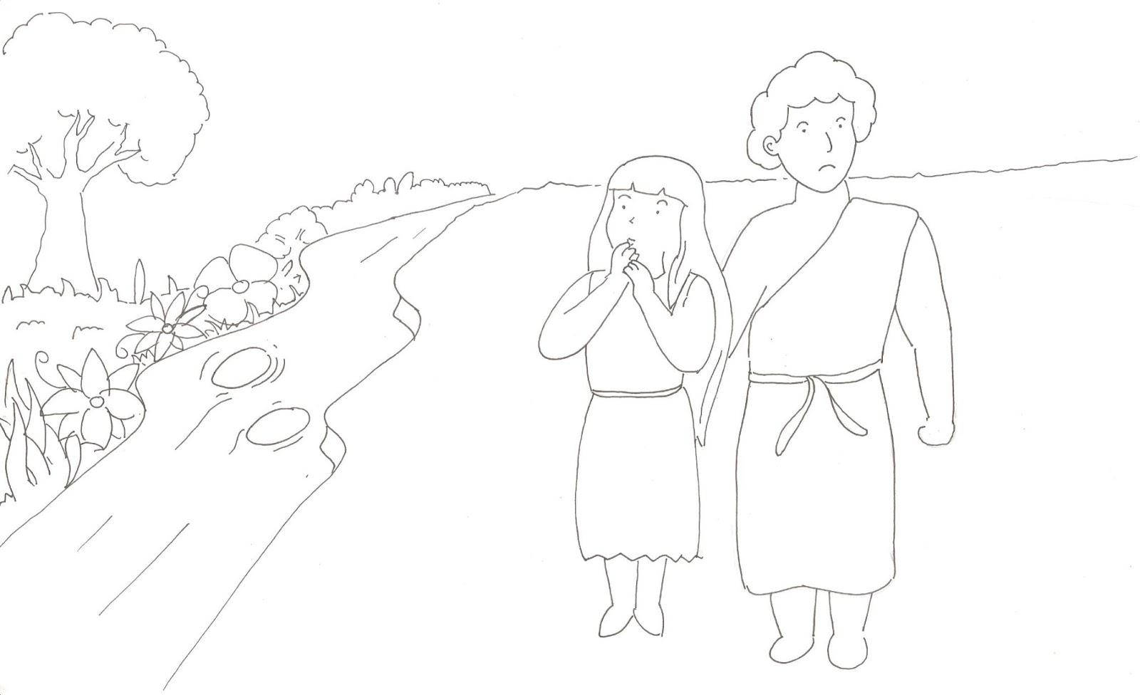 Dan TUHAN Allah membuat pakaian dari kulit binatang untuk manusia dan untuk isterinya itu lalu mengenakannya kepada mereka