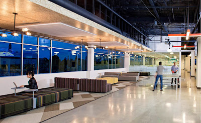 Inside The AOL Offices Seen On www.coolpicturegallery.us
