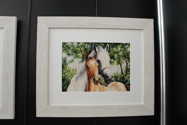 Luca-S гобелен лошади