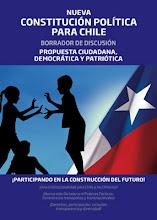 Una propuesta ciudadana sobre Asamblea Constituyente y nueva Constitución
