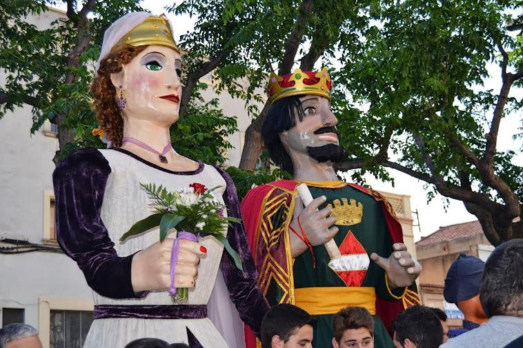 XV Trobada de gegants de Valls