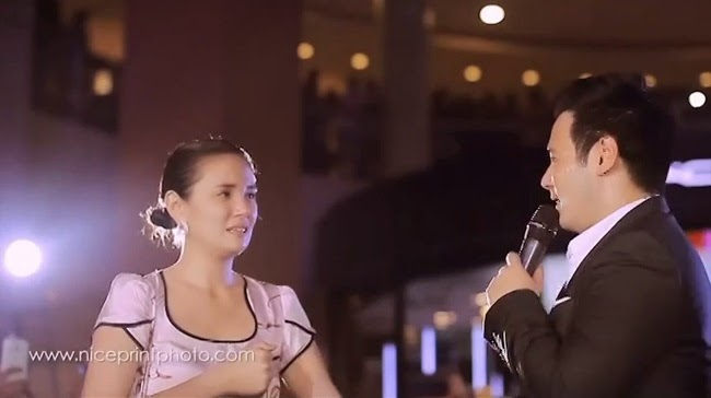 John Prats Proposal to Isabel Oli now available on Youtube