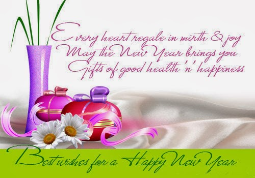 best wish for a happy new year