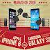 Comparando especificaciones del Samsung Galaxy S6 (según rumores) contra el iPhone 6