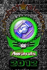 Award Sahabat Blogger